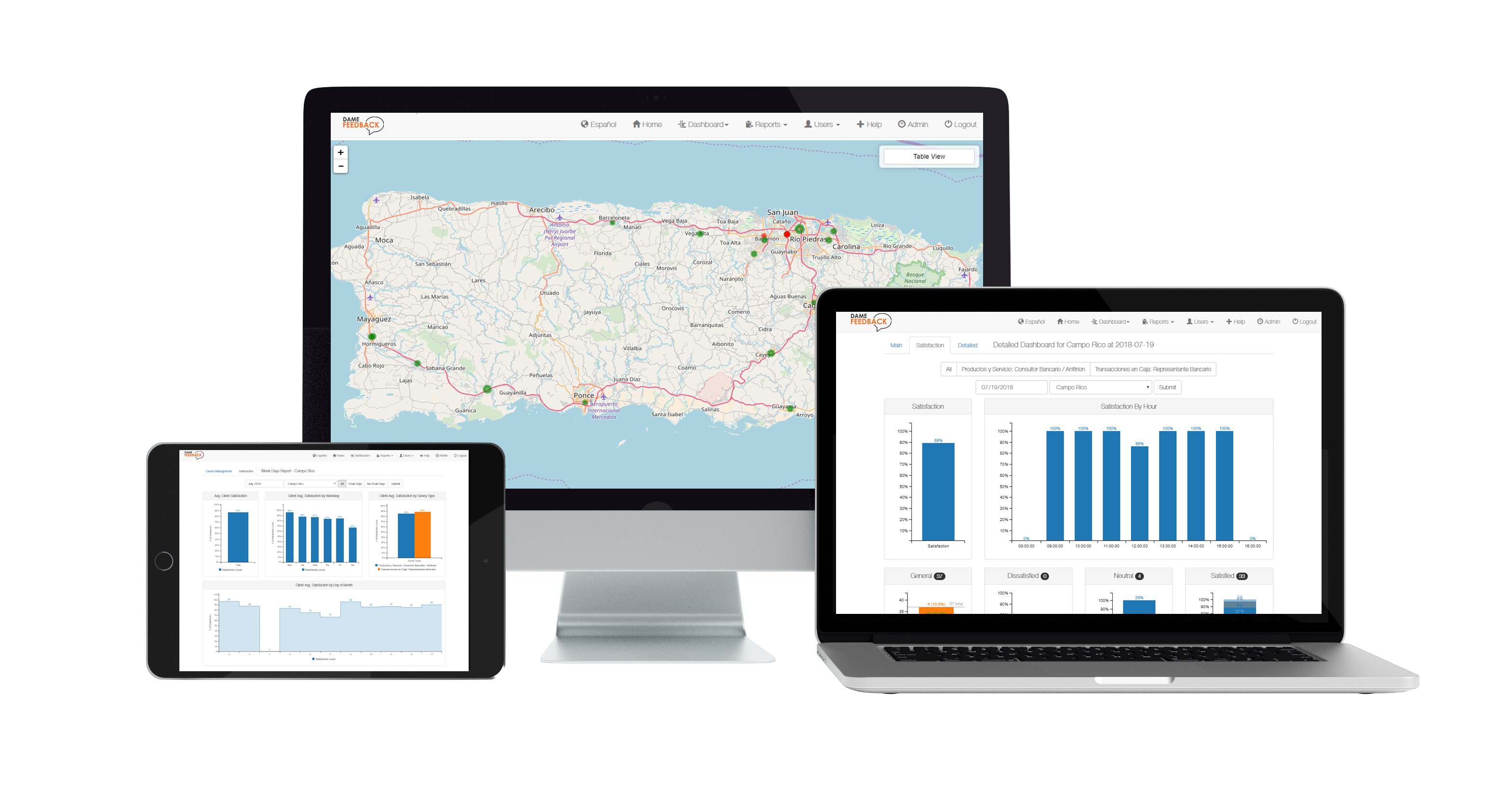 Robust Reporting & Dashboards